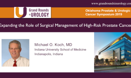 Expanding the Role of Surgical Management of High-Risk Prostate Cancer