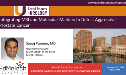 Integrating MRI and Molecular Markers to Detect Aggressive Prostate Cancer