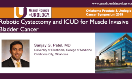 Robotic Cystectomy and ICUD for Muscle Invasive Bladder Cancer
