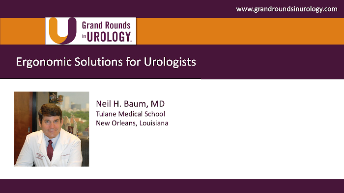 Dr. Baum - Ergonomic Solutions for Urologists