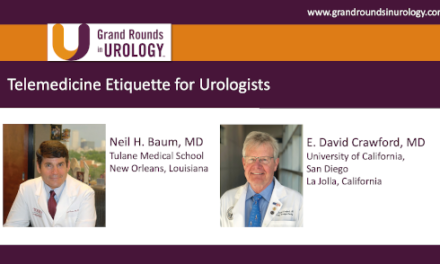 Telemedicine Etiquette for Urologists