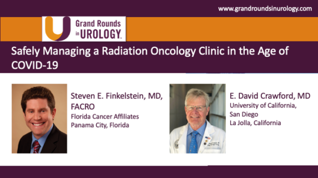Safely Managing a Radiation Oncology Clinic in the Age of COVID-19