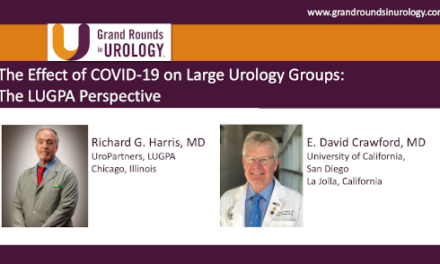 The Effect of COVID-19 on Large Urology Groups: The LUGPA Perspective