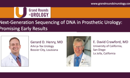 UPDATED: Next-Generation Sequencing of DNA in Prosthetic Urology: Promising Early Results