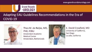 Dr. de Reijke - EAU Guidelines COVID-19
