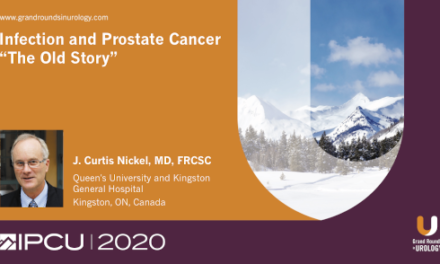 "Infection and Prostate Cancer: ""The Old Story"""
