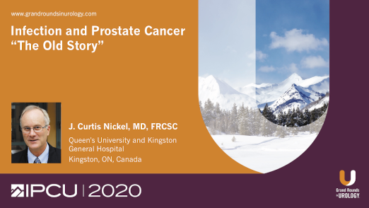 Dr. Nickel - Infection and Prostate Cancer