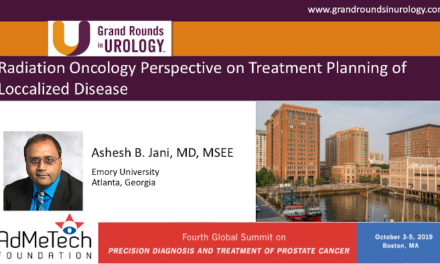 Radiation Oncology Perspective on Treatment Planning of Localized Disease