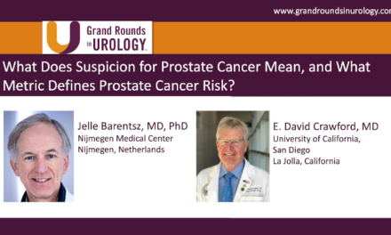What Does Suspicion for Prostate Cancer Mean, and What Metric Defines Prostate Cancer Risk?