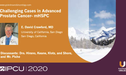 Challenging Cases in Advanced Prostate Cancer- mHSPC