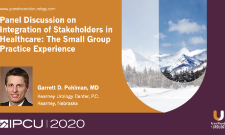Panel Discussion on Integration of Stakeholders in Healthcare: The Small Group Practice Experience
