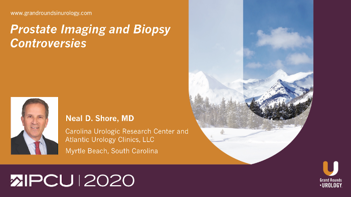 Dr. Shore - Prostate Imaging and Biopsy Controversies