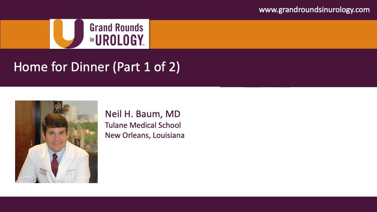 Dr. Baum - Urology practice efficiency