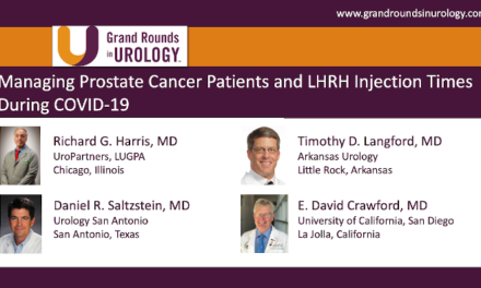 Managing Prostate Cancer Patients and LHRH Injection Times During COVID-19