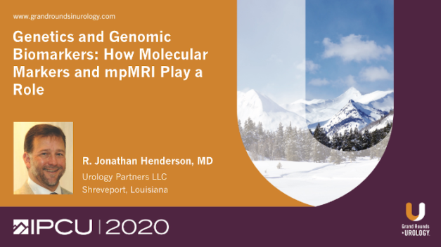 Genetics and Genomic Biomarkers: How Molecular Markers and mpMRI Play a Role