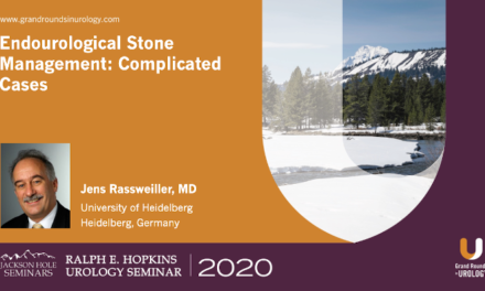 Endourological Stone Management: Complicated Cases