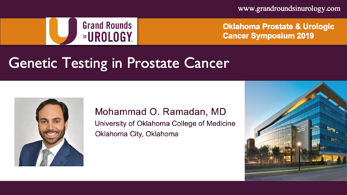 Genetic Testing in Prostate Cancer
