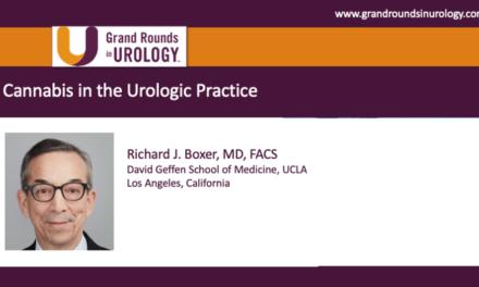 Cannabis in the Urologic Practice