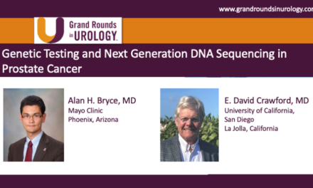 Genetic Testing and Next Generation DNA Sequencing in Prostate Cancer