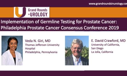 Implementation of Germline Testing for Prostate Cancer: Philadelphia Prostate Cancer Consensus Conference 2019