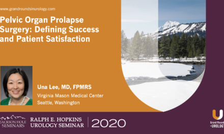 Pelvic Organ Prolapse Surgery in Women: Defining Success and Patient Satisfaction