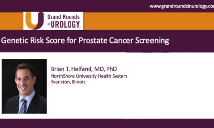 Genetic Risk Score for Prostate Cancer Screening
