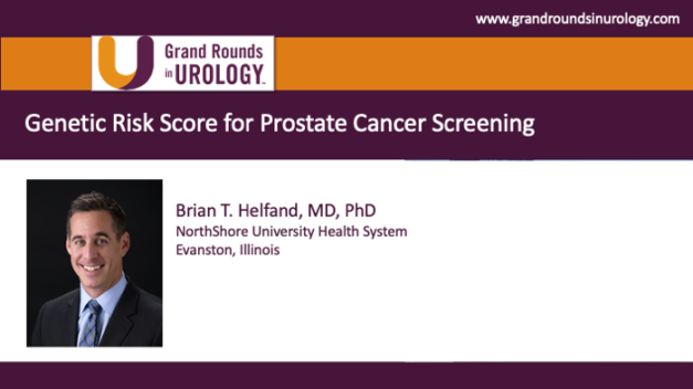 Genetic Risk Score for Prostate Cancer Screening