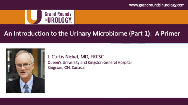 An Introduction to the Urinary Microbiome: Part 1 – A Primer