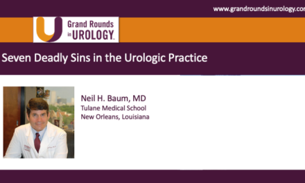Seven Deadly Sins in the Urologic Practice