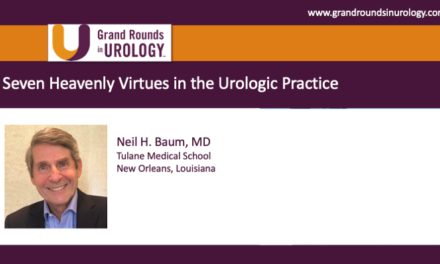 Seven Heavenly Virtues in the Urologic Practice