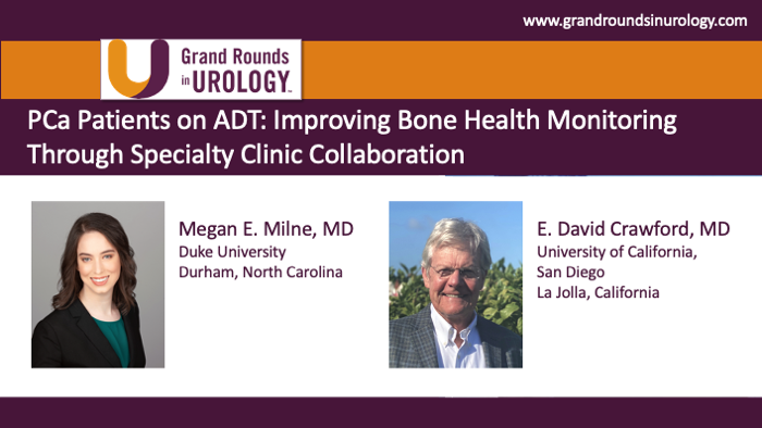 PCa Patients on ADT- Improving Bone Health Monitoring Through Specialty Clinic Collaboration