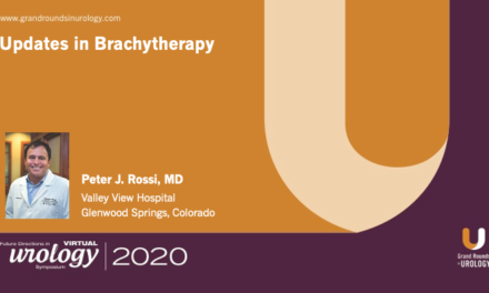 Updates in Brachytherapy