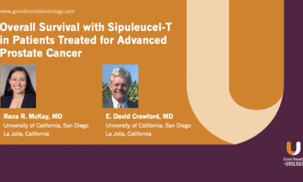 Overall Survival with Sipuleucel-T in Patients Treated for Advanced Prostate Cancer