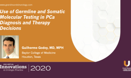 Use of Germline and Somatic Molecular Testing in Prostate Cancer Diagnosis