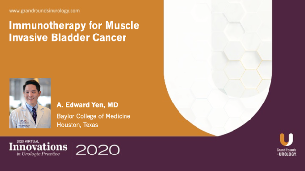Immunotherapy For Muscle Invasive Bladder Cancer