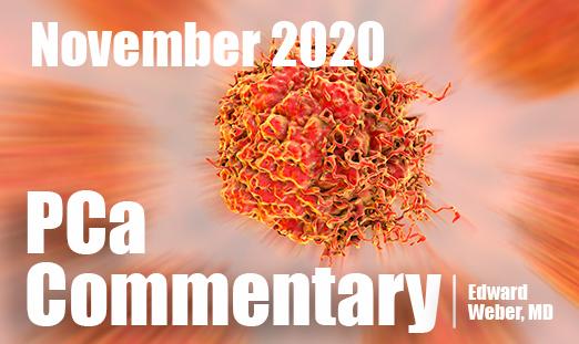 PCa Commentary   Volume 147 – November 2020