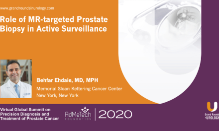 Role of MR-Targeted Prostate Biopsy in Active Surveillance