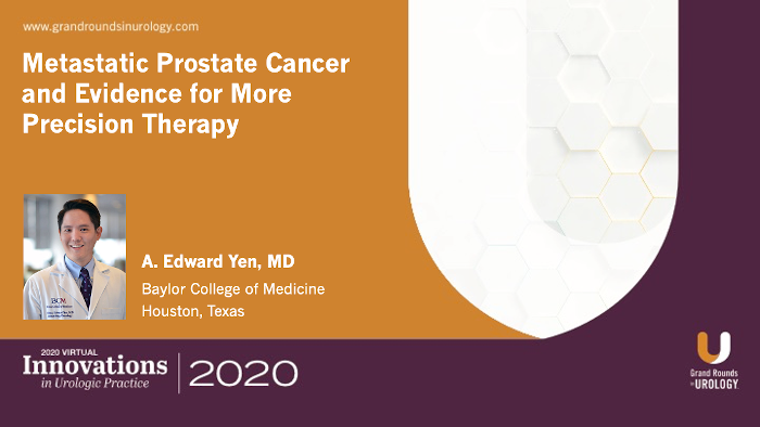 Clinical Case Discussion: Metastatic Prostate Cancer and Evidence for More Precision Therapy