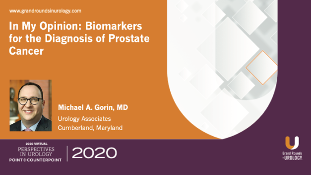 In My Opinion: Biomarkers for the Diagnosis of Prostate Cancer