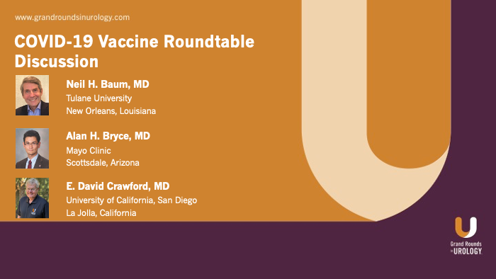 COVID-19 Vaccine Roundtable Discussion
