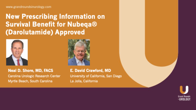 New Prescribing Information on Survival Benefit for Nubeqa® (Darolutamide) Approved