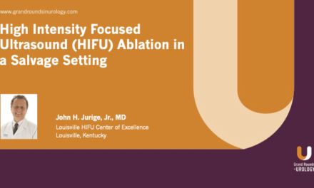High Intensity Focused Ultrasound (HIFU) Ablation in a Salvage Setting