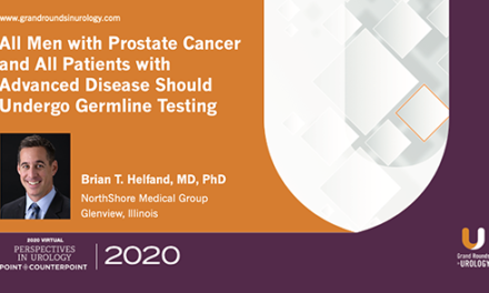 All Men with Prostate Cancer and All Patients with Advanced Disease Should Undergo Germline Testing