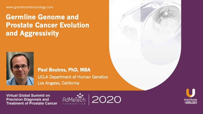 Germline Genetics and Prostate Cancer Evolution and Aggressivity