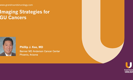 Imaging Strategies for GU Cancers: PSMA PET