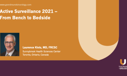 Active Surveillance 2021 – From Bench to Bedside