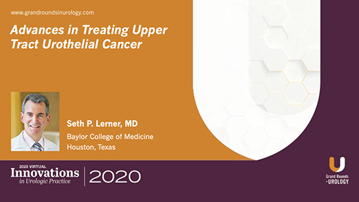 Advances in Treating Upper Tract Urothelial Cancer