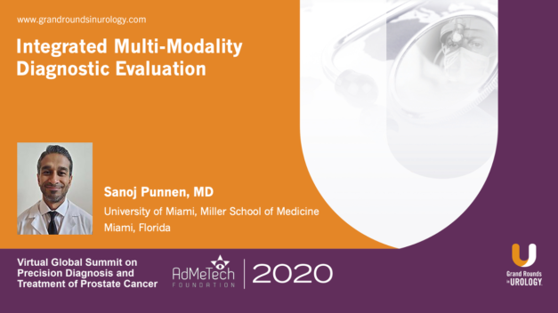 Integrated Multi-Modality Diagnostic Evaluation of Prostate Cancer