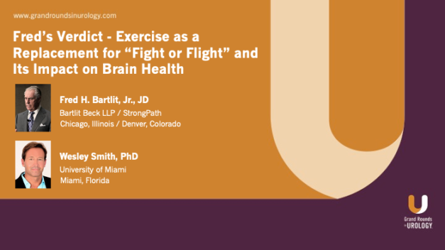 """Fred's Verdict: Exercise as a Replacement for """"Fight or Flight"""" and Its Impact on Brain Health"""