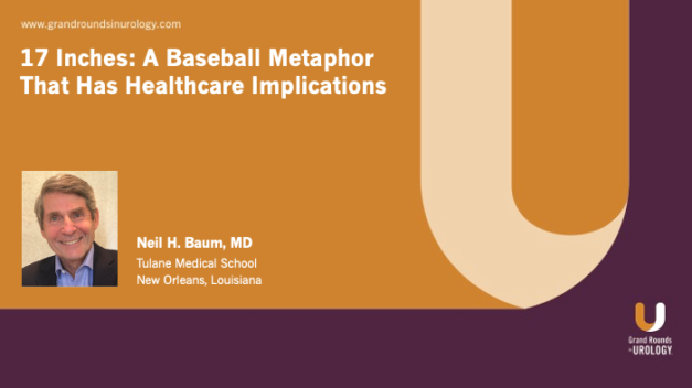 17 Inches: A Baseball Metaphor That Has Healthcare Implications